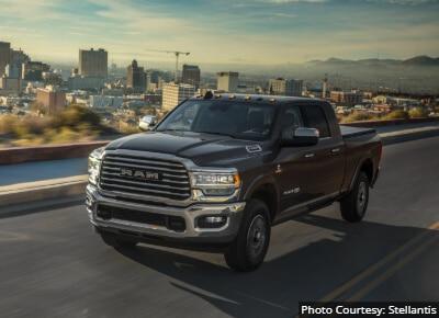 RAM 2500 Best Trucks by Size
