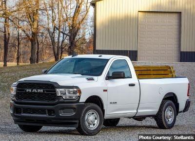 RAM 2500 HD Reliable Trucks