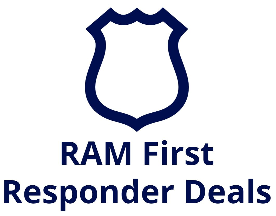 RAM First Responder Deals