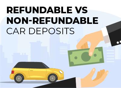 Refundable vs Nonrefundable deposits
