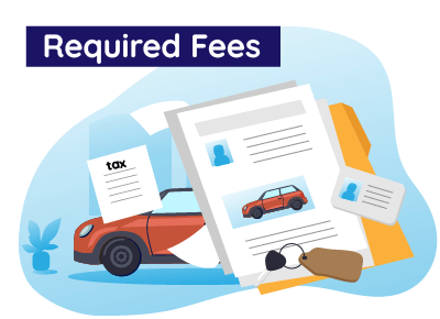 Required Dealer Fees