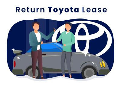 Return Toyota Lease