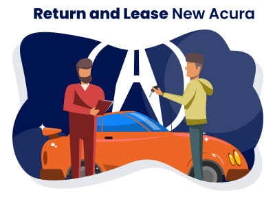 Return and Lease Acura