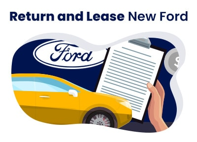 Return and Lease New Ford