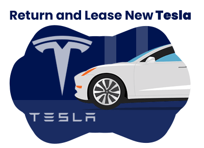 Return and Lease New Tesla