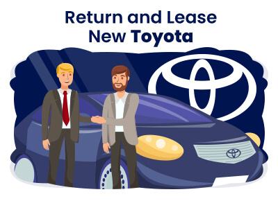 Return and Lease Toyota