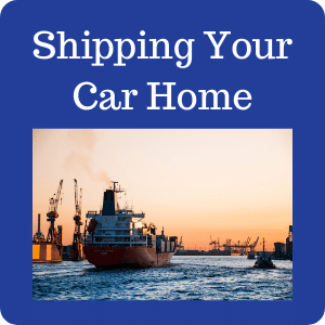 Shipping Your Volvo Home from Sweden