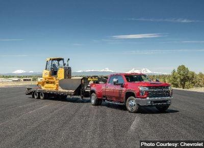 Silverado Dually Trucks