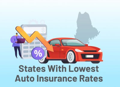 States With Lowest Auto Insurance