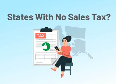 States With No Sales Tax
