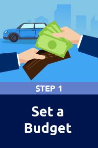 Step 1 - Set a budget