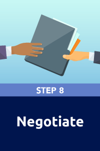 Step 8 - Close the deal - how to negotiate used car price