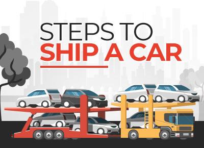 Steps to Ship Car