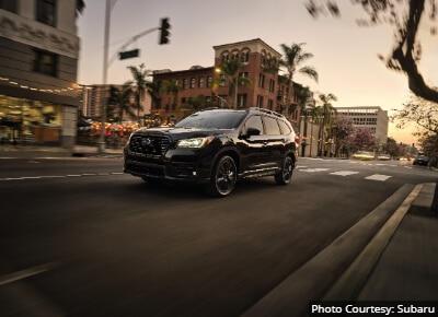 Subaru Ascent Most Reliable Midsize SUV
