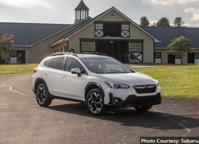 Subaru Crosstrek Best SUV Under 30K