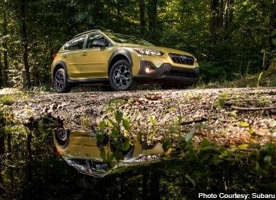 Subaru Crosstrek Small SUV