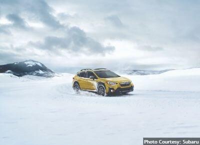 Subaru Crosstrek Snow
