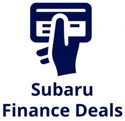 Subaru Finance Deals
