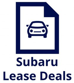 Subaru Lease Deals
