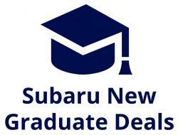 Subaru New Graduate Deals