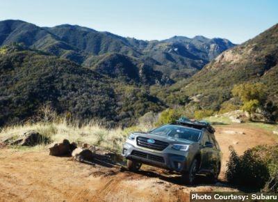 Subaru Outback Trims