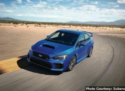 Subaru STI Safety