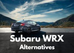 Subaru WRX Alternatives