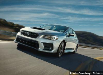 Subaru WRX Price