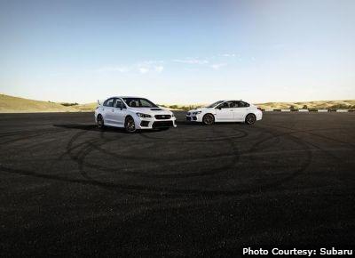 Subaru WRX vs STI