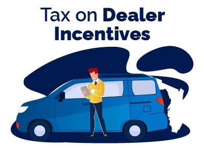 Tax on Dealer Incentives Florida