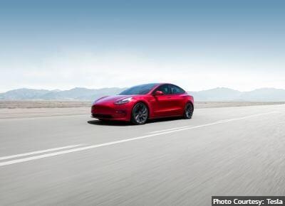 Tesla Model 3 Longest Range EVs
