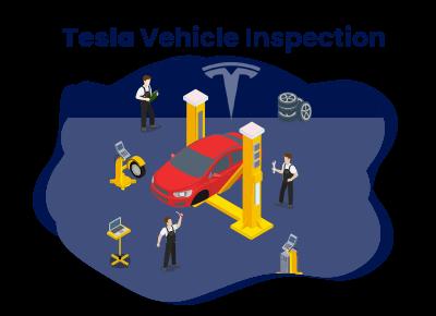 Tesla Vehicle Inspection