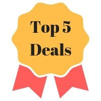 Top 5 car deals this month