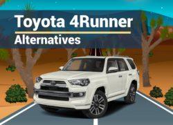 Toyota 4Runner Alternatives