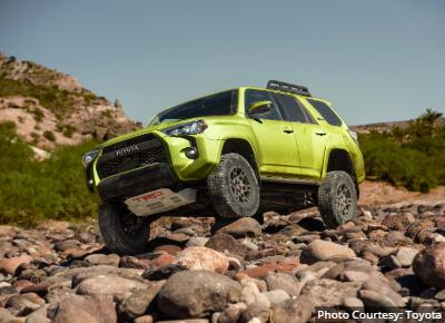 Toyota 4Runner Wrangler Alternatives