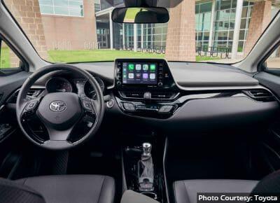 Toyota-C-HR-Technology