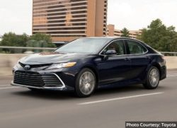 Toyota Camry Best Family Vehicles