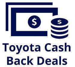 Toyota Cash Deals