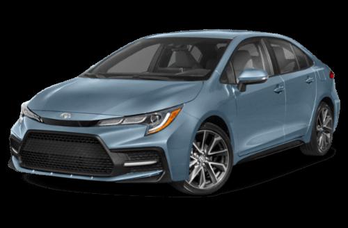 Toyota Corolla Sedan Base