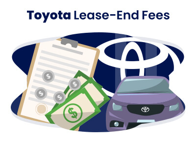 Toyota Lease End Fees