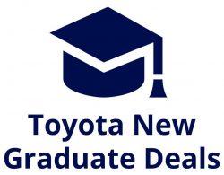 Toyota New Graduate Deals