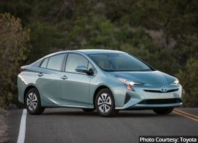 Toyota Prius Best Used Commuter