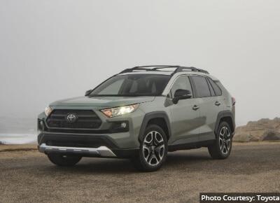 Toyota RAV4 Forester Alt