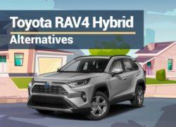 Toyota RAV4 Hybrid Alternatives