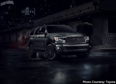 Toyota Sequoia Most Reliable Full Size SUV