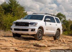 Toyota Sequoia Most Reliable SUVs