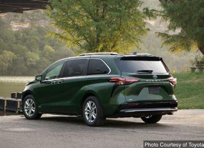 Toyota Sienna Best New Parents