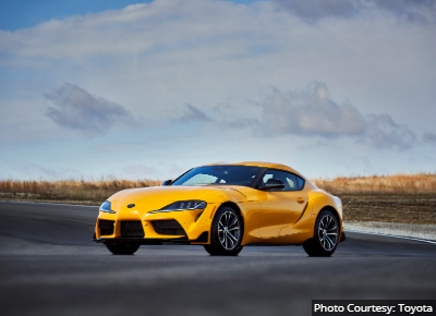 Toyota-Supra-Alternatives-to-Ford-Mustang