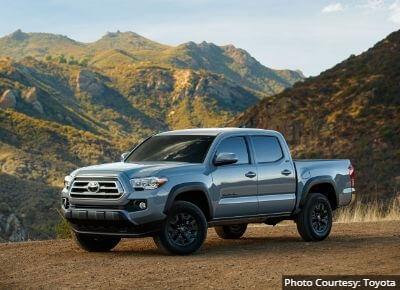 Toyota Tacoma Best Double Cab Trucks