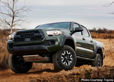 Toyota Tacoma Best Trucks by Cab Size